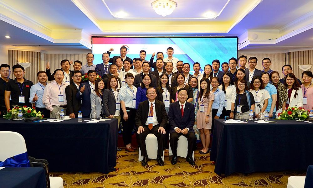 Việt Nam – Campuchia: Kết nối để thành công
