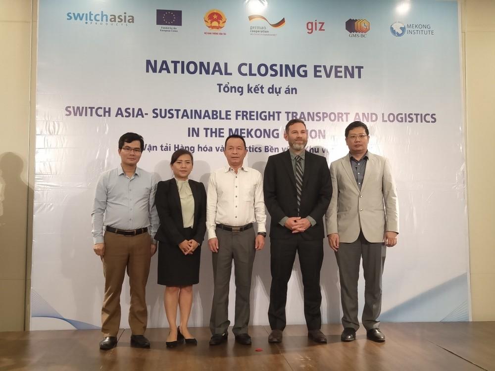 Vận tải Xanh - Hướng đến logistics bền vững